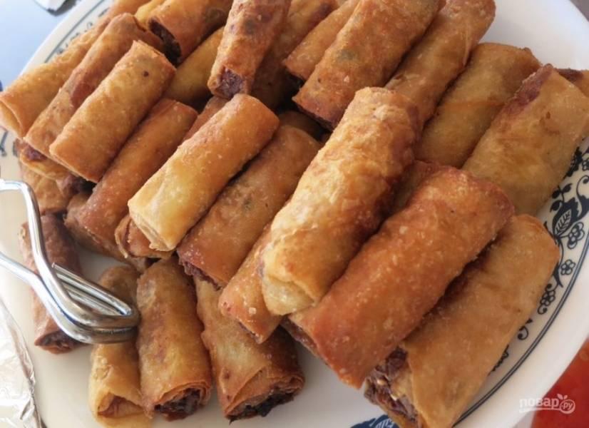 5. Отличная закуска подойдет как в теплом, так и холодном виде. Приятного аппетита!