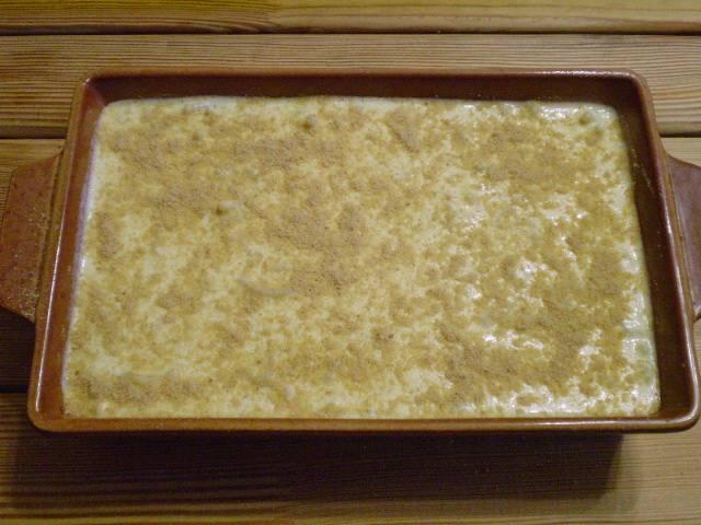 10. Посыпаем панировочными сухарями. Отправляем в разогретую духовку на 25 минут, температура 200 градусов.