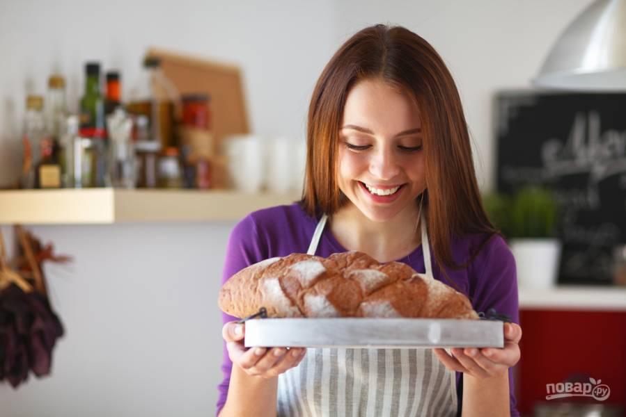 Готовим хлеб в духовке! (советы для новичков)