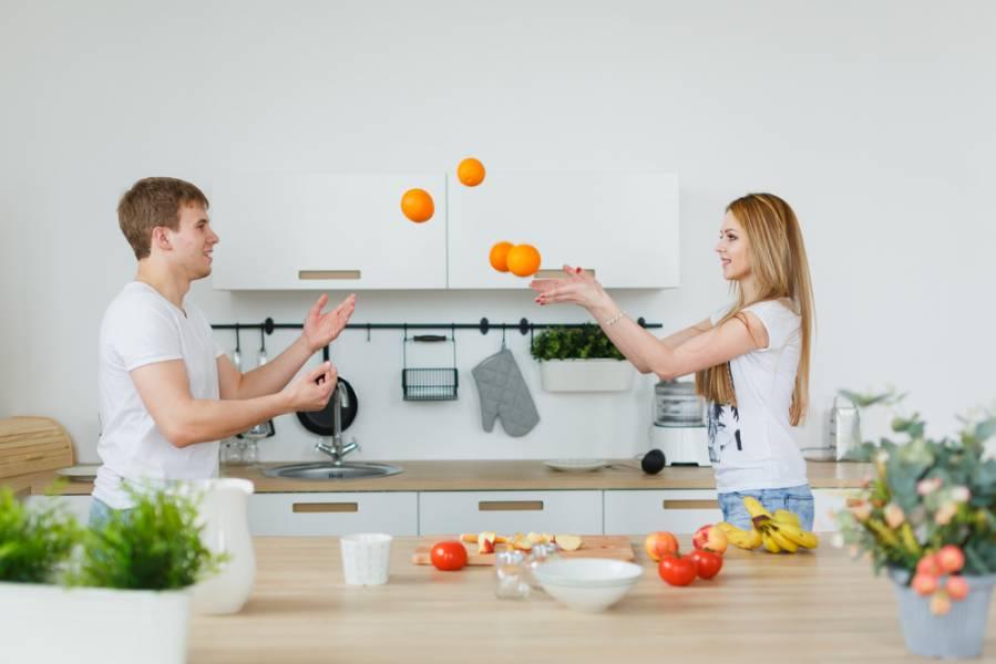 Как сэкономить нервы и время на кухне: 10 классных советов