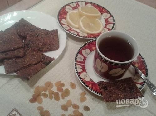 И лакомимся с чаем или просто так. Вкусно!