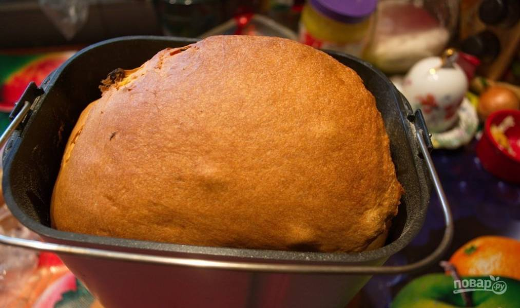 Пасха для хлебопечки