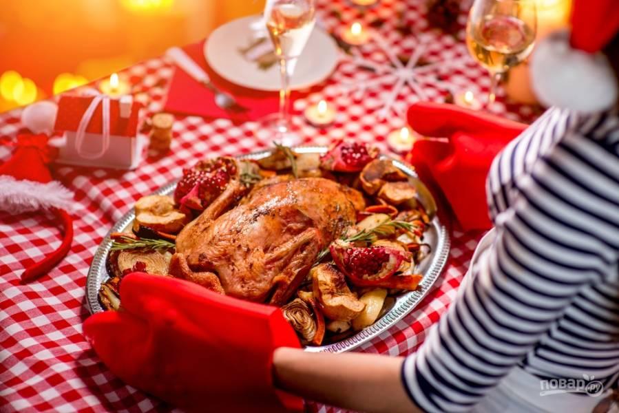10 удивительных новогодних блюд мира