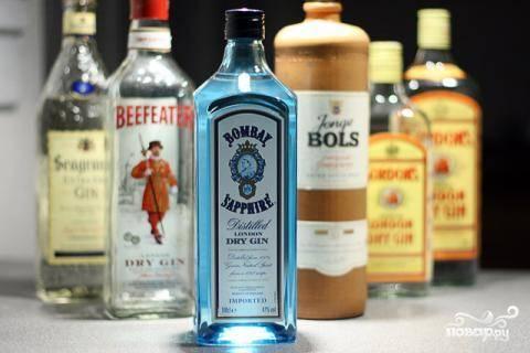 Ингредиентов у коктейля минимум, поэтому вы не можете себе позволить экономить на них. Выбирайте самый качественный джин!