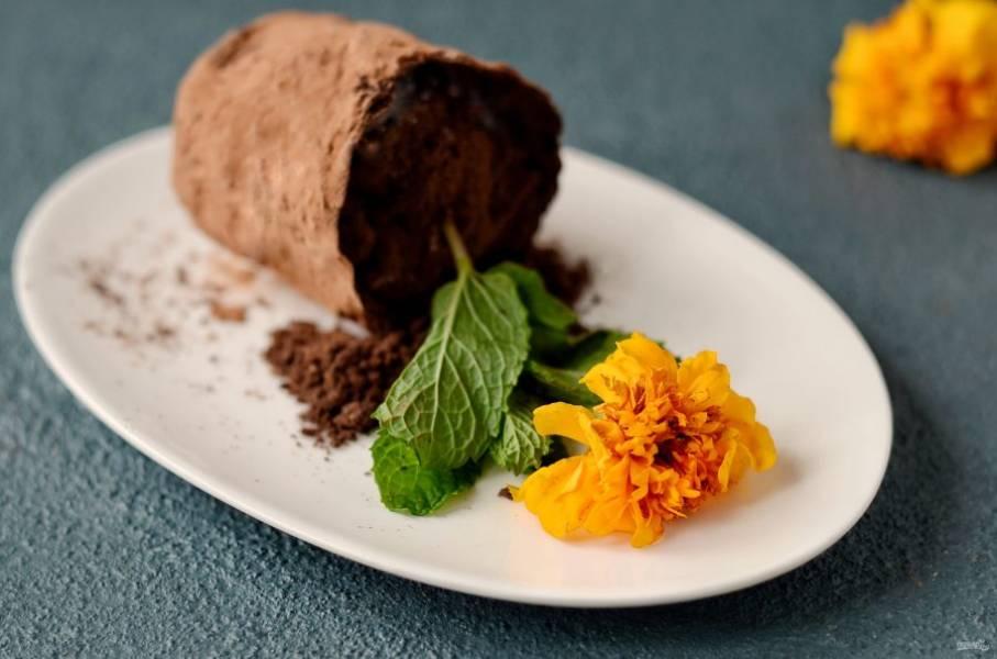Необычные десерты на праздник: из киселя, с мороженым и сыром
