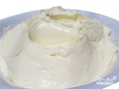 Крем сливочный для торта