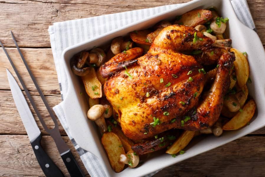 Как запечь курицу: подробная инструкция (плюс лайфхаки и маринад)
