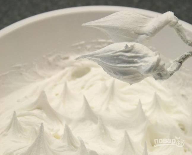 Густой крем для кексов