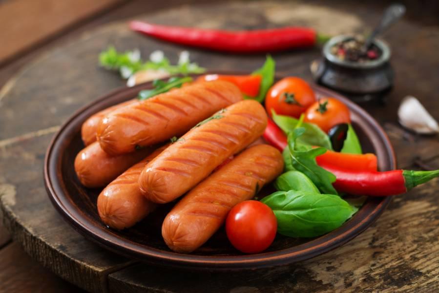 Сосиски: как приготовить самый быстрый ужин