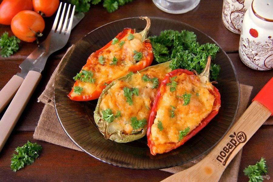Подавать блюдо лучше в горячем виде. Приятного аппетита!