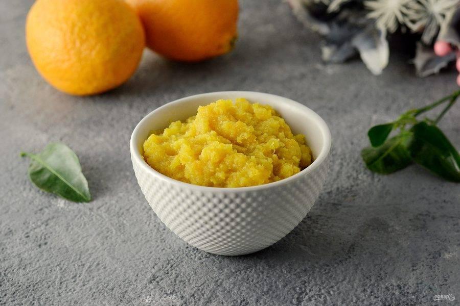 Варенье из апельсиновых корок готово, приятного аппетита!