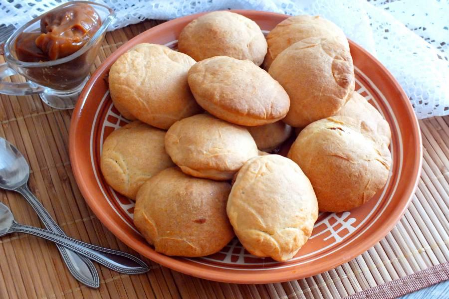 Печенье со сметаной и сгущенкой