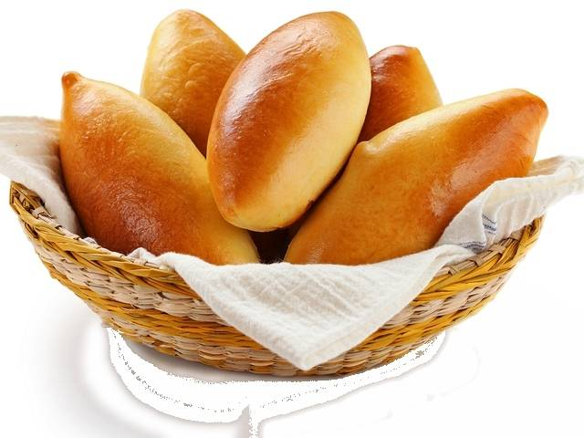 Пирожки с ливером и картошкой