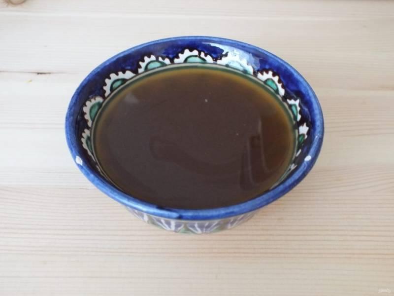 Перелейте в пиалу или чашку.