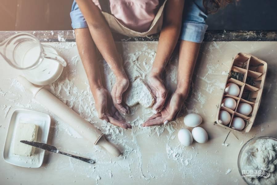 Как укротить выпечку! Несколько видов теста, которые обязательно стоит научиться готовить