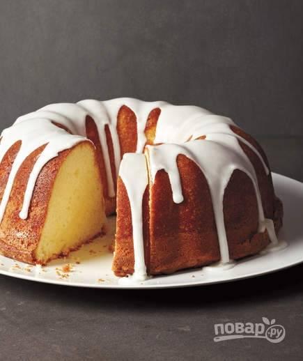 Простой и вкусный кекс