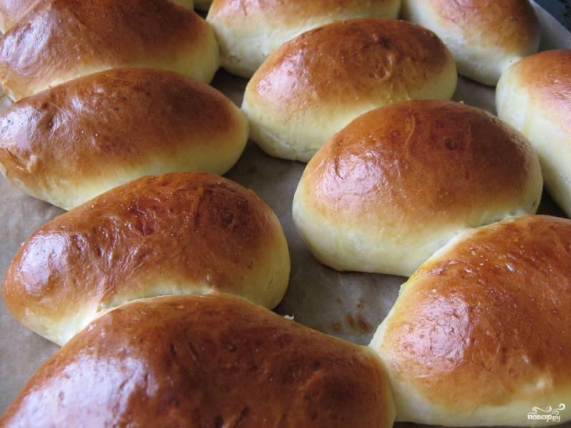 Пирожки с картошкой и брынзой