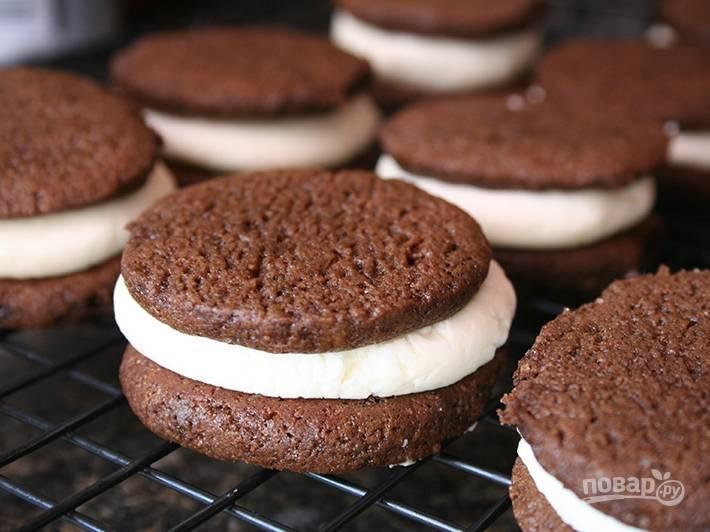 6.Наслаждайтесь самодельным печеньем. Приятного аппетита!