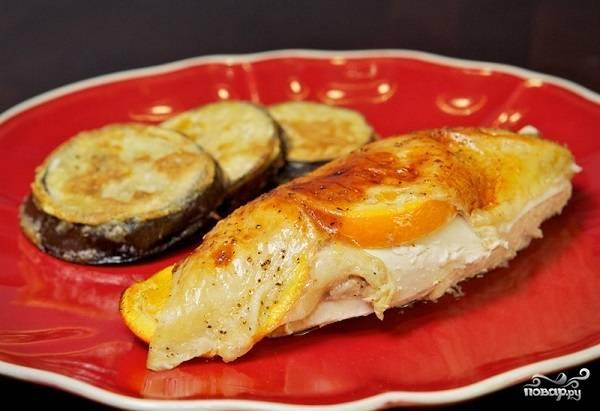 8. Подавайте ее к столу с гарниром, овощами и любимым соусом. Приятного аппетита!