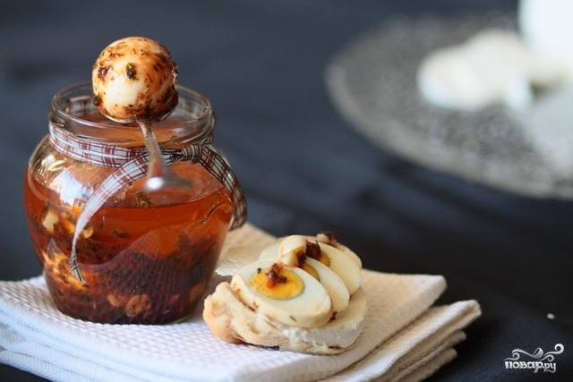 Яйца по-пьемонтски
