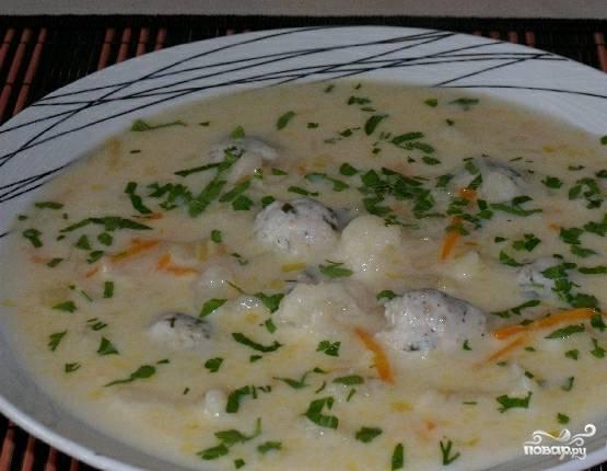 Фарш для фрикаделек для супа