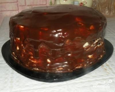 """Торт """"Царь"""""""