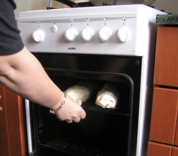 6. И отправляем в разогретую до 180 градусов духовку на 20-25 минут.