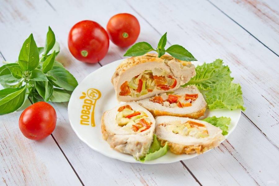 8 диетических мясных блюд