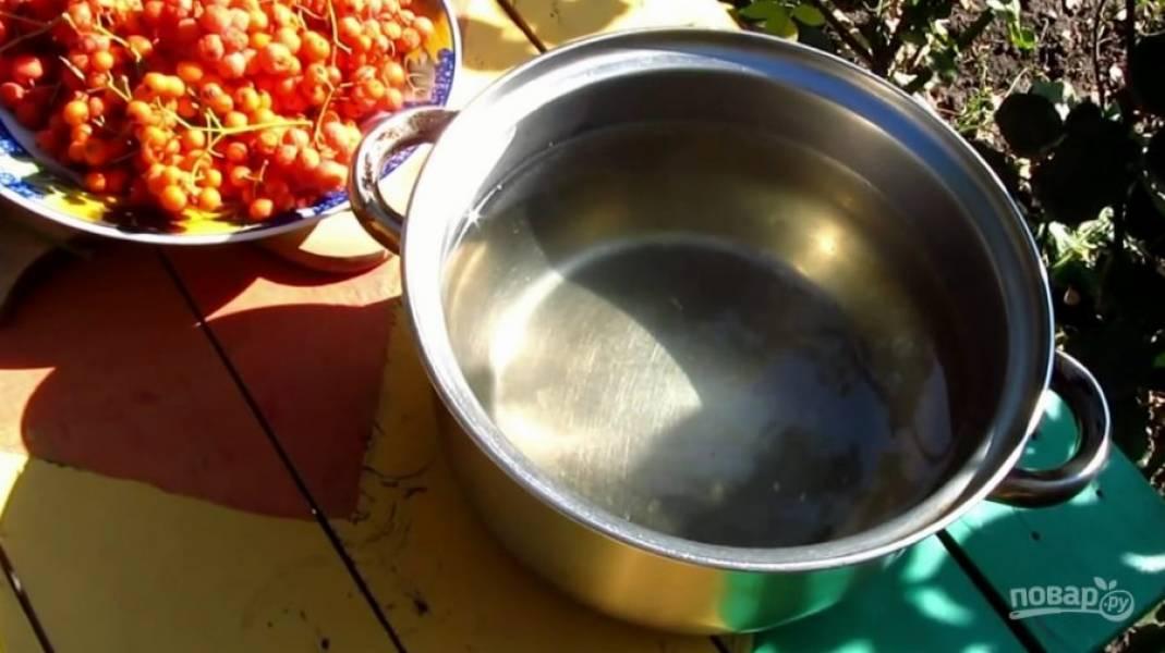 Заранее приготовьте рассол  и оставьте остывать до комнатной температуры. Пропорции рассола: на литр воды 50 грамм сахара и 5 грамм соли (все вскипятить).