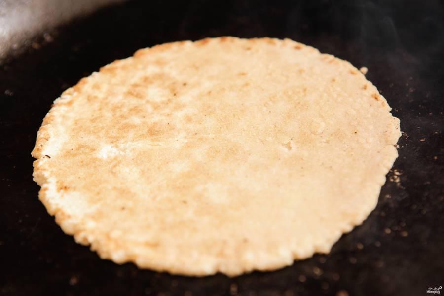 Тортилья кукурузная