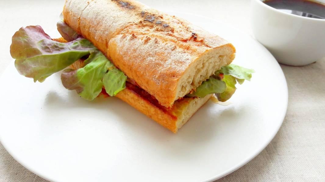 Сэндвич французский по-деревенски