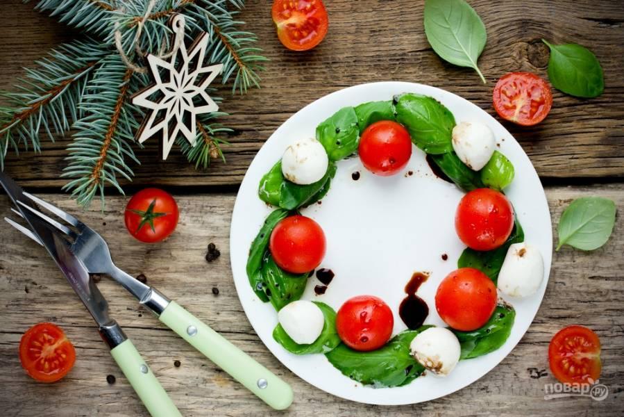 Новогоднее меню в итальянском стиле: все продумали за вас