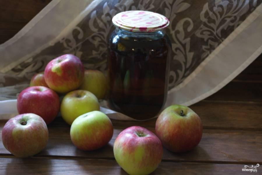 Яблочный сок на зиму через соковыжималку
