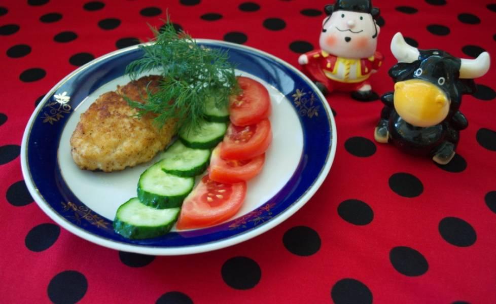 Подайте к столу с овощами. Можно приготовить легкий овощной салат. Приятного аппетита!