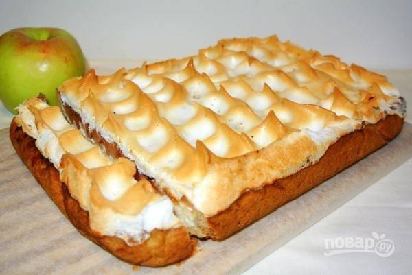 Рождественский пирог немецкий