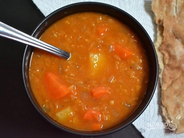 8.К столу блюдо подавайте горячим сразу после приготовления.