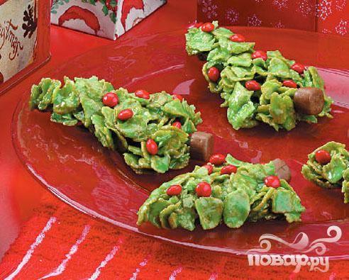 Десерты на Рождество