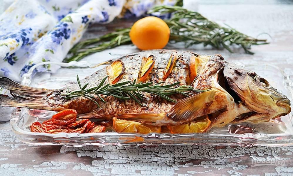5. Запекайте в духовке при 180 градусов около 45 минут. Приятного аппетита!