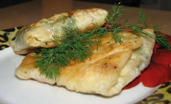 3. В этот раз я готовила на оливковом масле. Весьма необычно, но очень вкусно, рекомендую!