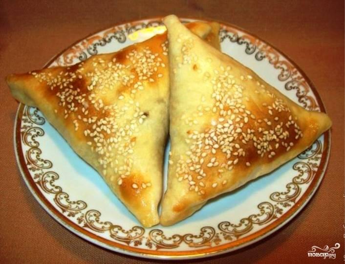 Настоящая узбекская самса