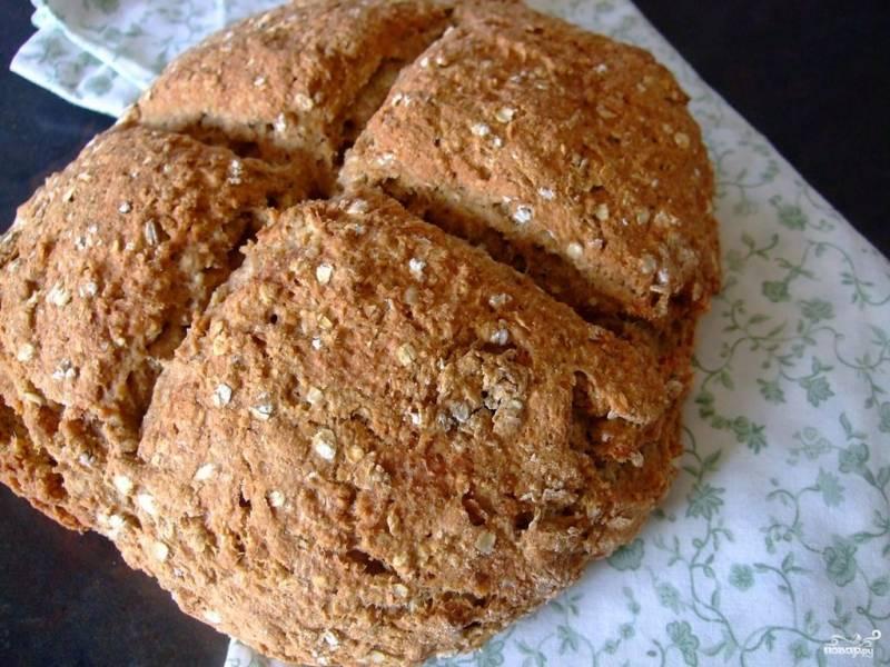 Хлеб ирландский овсяный