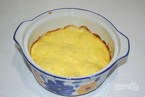 9. Запекайте фрикадельки в духовке около 40 минут до готовности.