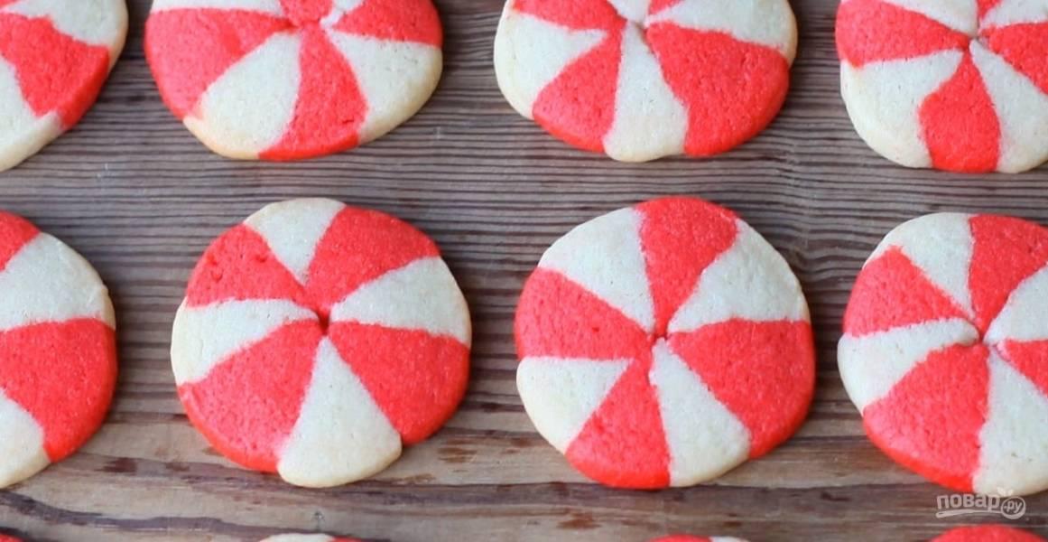 Праздничное печенье