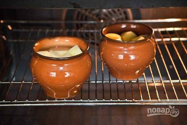 3. Отправьте в духовку и оставьте при температуре 180 градусов на 15 минут.