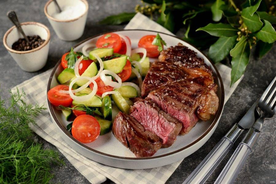 Как пожарить самое вкусное мясо, чтобы оно получилось мягким и сочным