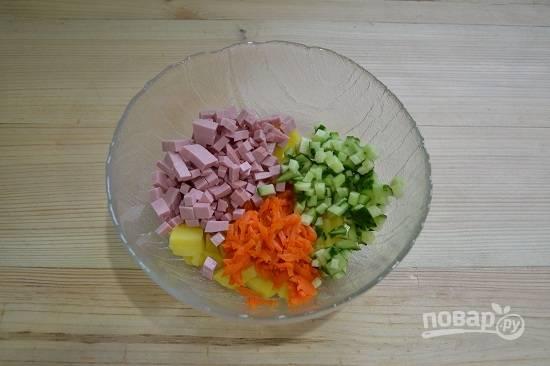 9. Отправьте к остальным ингредиентам.