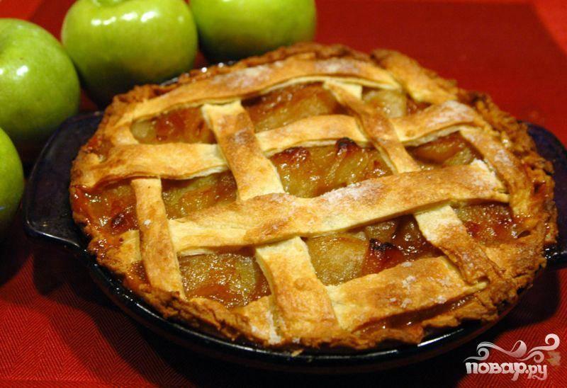 """Яблочный пирог """"Радость"""""""