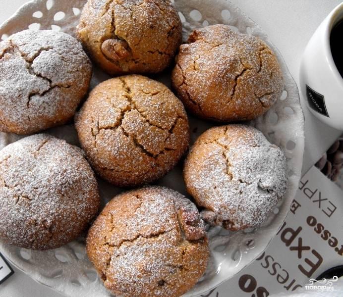 Печенье без масла и маргарина