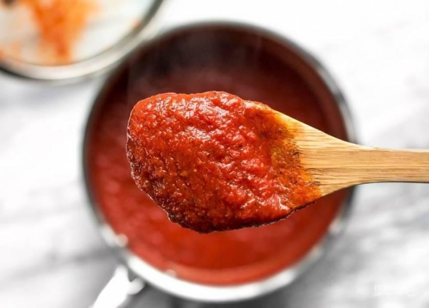 5.Готовый соус используйте сразу или остудите и храните в холодильнике. Приятного!