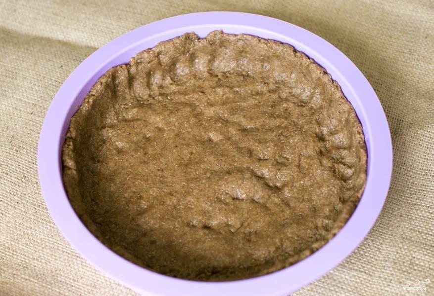 Песочное тесто из ржаной муки